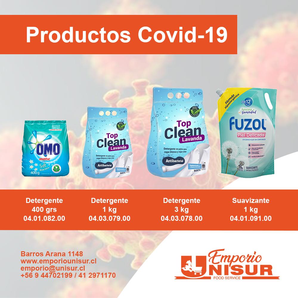 catalogo 2021 detergente