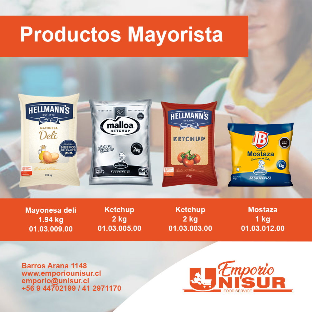 catalogo mayor 2021 mayonesa deli
