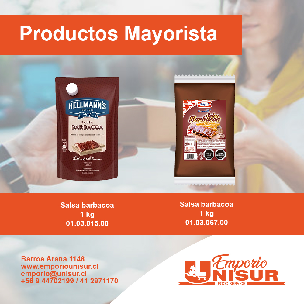 catalogo mayor 2021 salsa barbacoa
