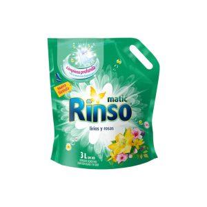 DETERGENTE LIQUIDO 3LT RINSO