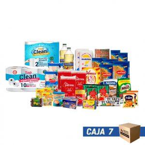 Caja 7 | Canasta Abarrotes